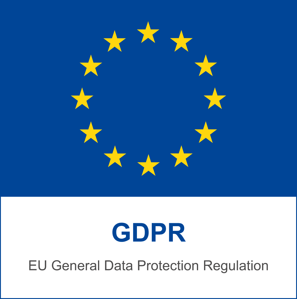 Logo GDPR - General Data Protection Regulation